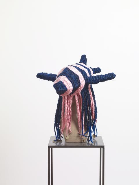 , 'Les frêres Wright ( perruque MAVA-musée d'art de la vie active),' 2011, In Situ - Fabienne Leclerc