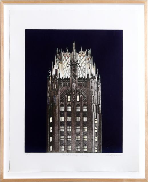 Richard Haas, 'General Electric Building', 2005, RoGallery