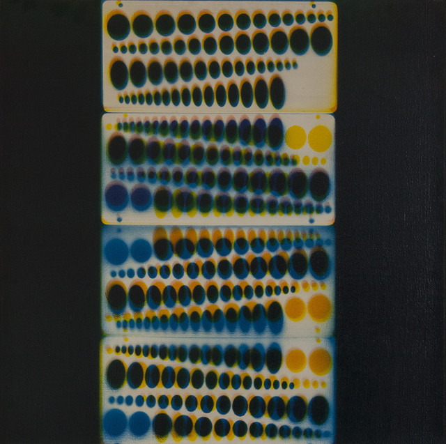 , 'Untitled,' 1967, Leon Tovar Gallery
