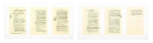 , 'L.Ron Hubbard's Tentative Constitution,' 2015, WHATIFTHEWORLD