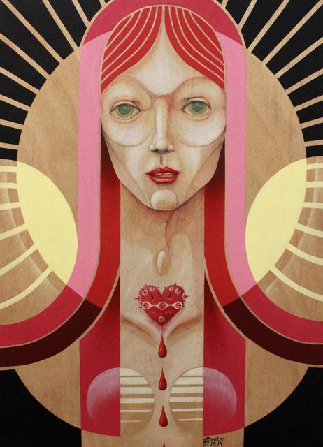 , 'Virgen,' 2015, Fousion Gallery
