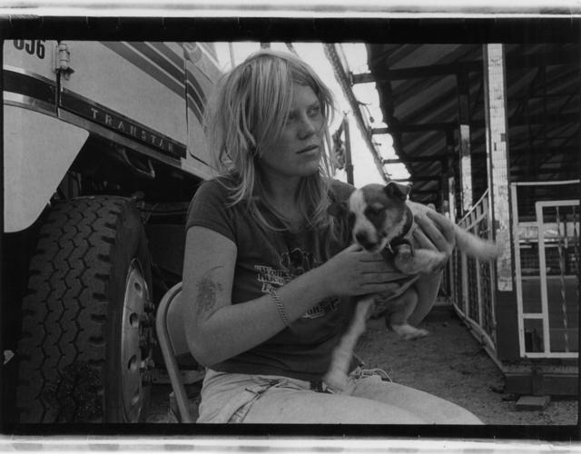, 'Carnie, NM State Fair,' 1981, Etherton Gallery