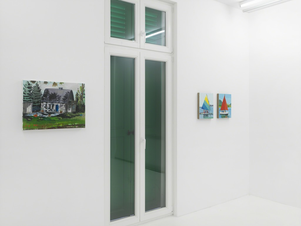 Daniel Heidkamp // Guy Yanai // Courtesy David Achenbach Projects // Photographer Achim Kukulies, Düsseldorf