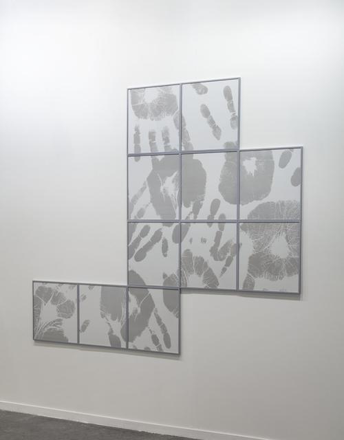 , 'Touchin' White 2,' 2016, Luciana Brito Galeria