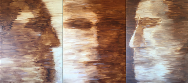 , 'Selfie 60-62 (triptych),' N/A, Gallery Different