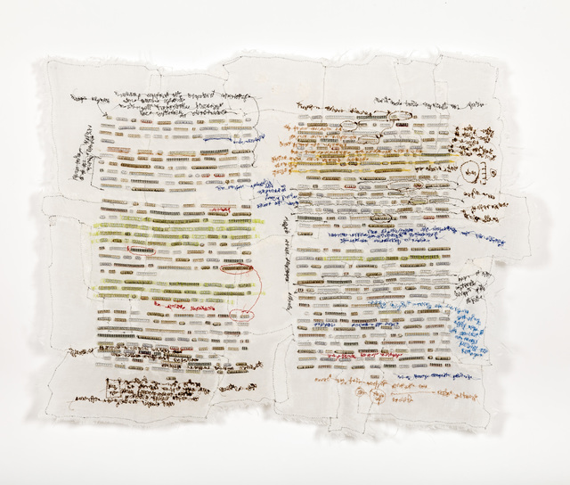 , 'Dislike of the Unlike (Modern Jewish Problems),' 2014, Seager Gray Gallery