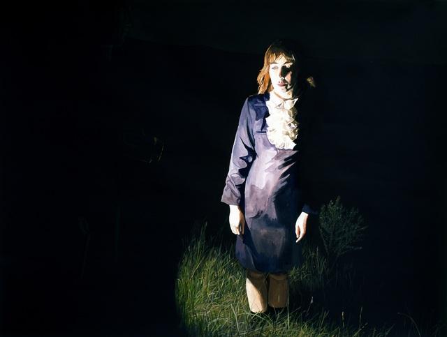 Delphine Courtillot, 'Presentation', 2005, Painting, Gouache on paper, Rema Hort Mann Foundation Benefit Auction