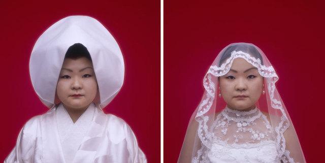 , 'Bride (28 + 30),' 2007, ROSEGALLERY