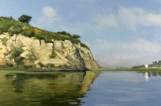 , 'Cliffwater,' 2015, Sue Greenwood Fine Art