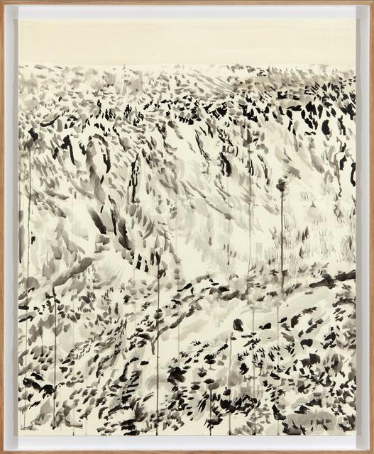 , 'Glacier Calving (Fall),' 2017, Barnard