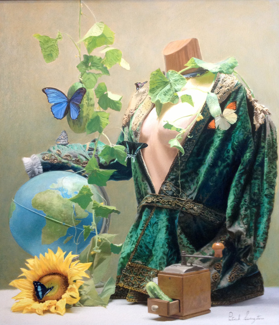 , 'Fragile Earth,' 2014, Quidley & Company