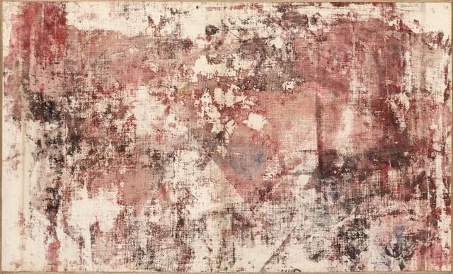 Nuvolo, 'Untitled', 1958, Il Ponte