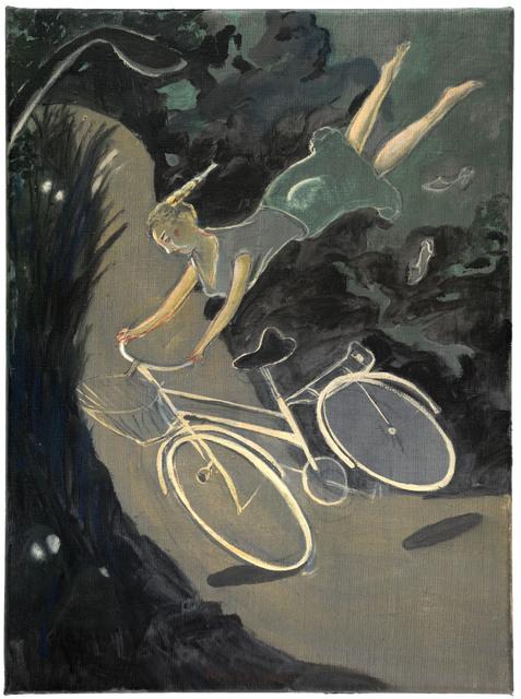 , 'Accident,' 2016, Galerie Kleindienst