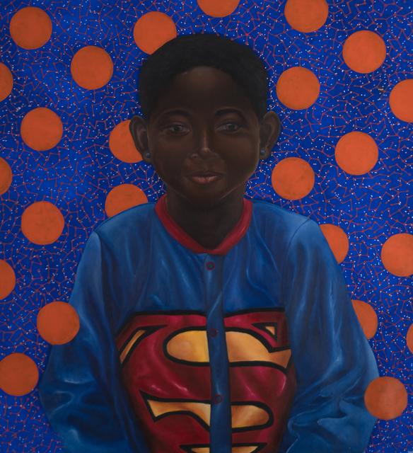 Solomon Adufah, 'Esther', 2018, Galerie Frank Pages