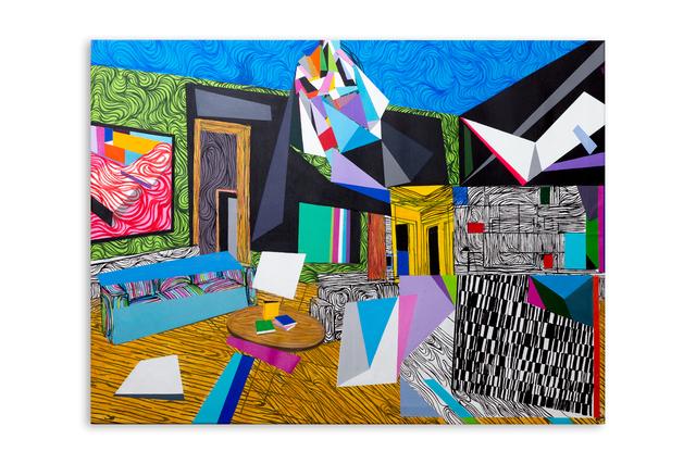 , 'Carlos Cabeza, Conscious Living, 2011,' 2011, O. Ascanio Gallery