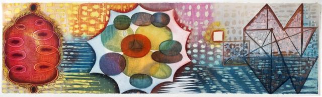 , 'Persian Flower,' 2014, Atrium Gallery