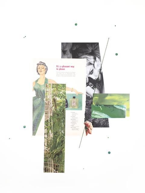 Emily Hoerdemann, 'Viridian', 2019, Garis & Hahn