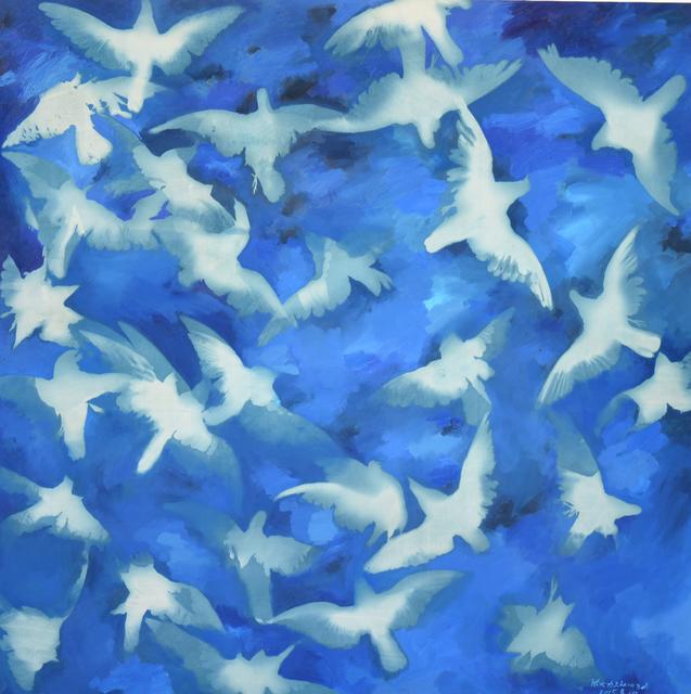 , 'Blue Blue Sky,' 2015, Pékin Fine Arts