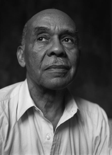 , 'Ralph Ellison, 1992,' 2018, GRIMM