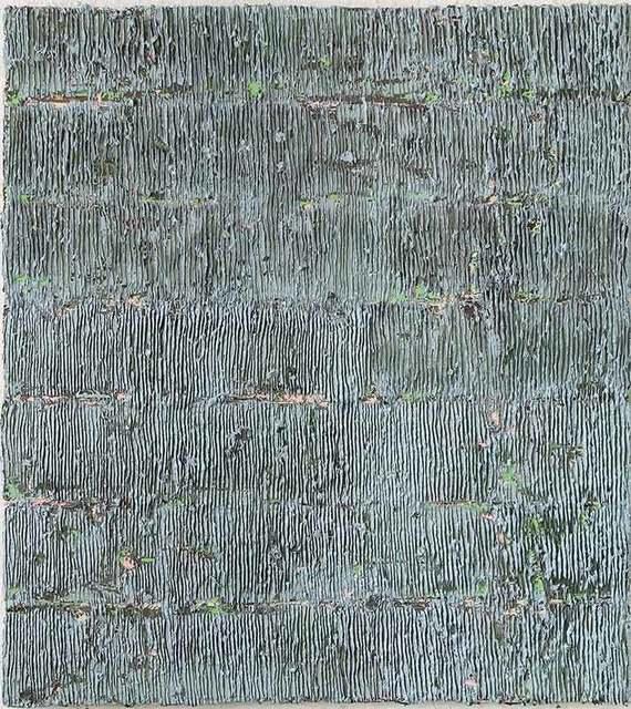 , 'String Gray,' 2015, Caldwell Snyder Gallery