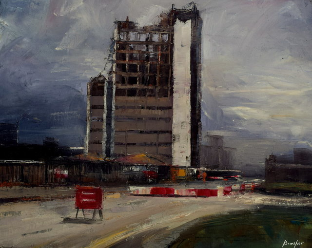 , 'ICL Building West Gorton,' , Gateway Gallery