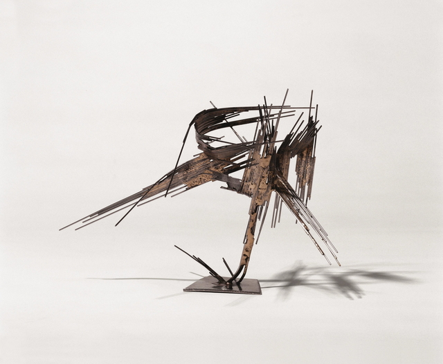 , 'Raumplastik,' 1960, Galerie Utermann