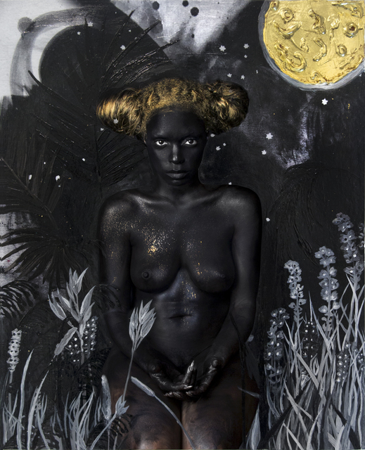 , 'The Dark Continent Series - No XXIV,' 2017, Mariane Ibrahim Gallery