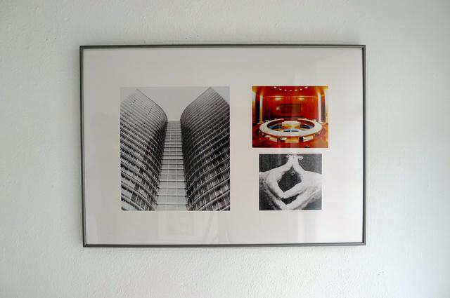 Antoni Muntadas, 'ARCHITEKTUR, RÄUME, GESTEN', 1991, Brigitte March International Contemporary Art