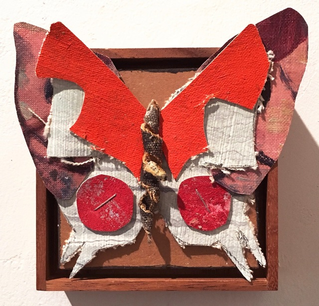 , 'Butterfly 5,' 2018, Lyons Wier Gallery