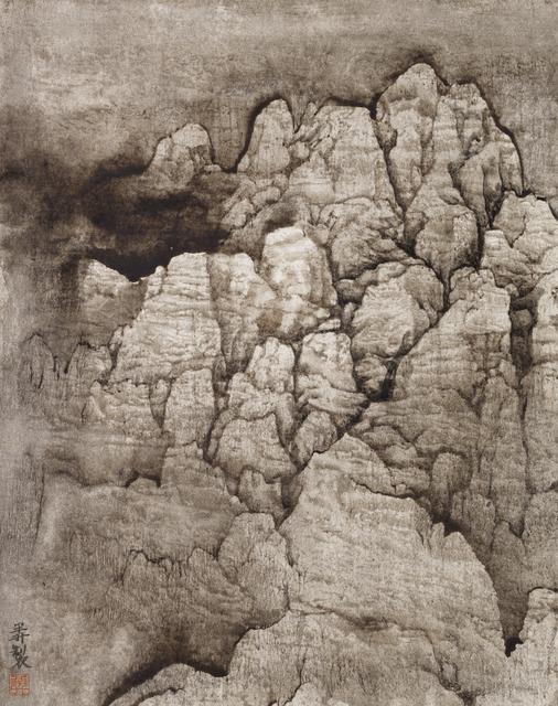 , 'Mind Landscape Series No. 11  胸中丘壑系列11號,' 2016, Rasti Chinese Art
