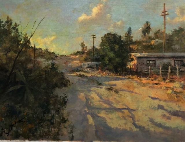 , 'Calle Pacifica,' 2018, George Billis Gallery
