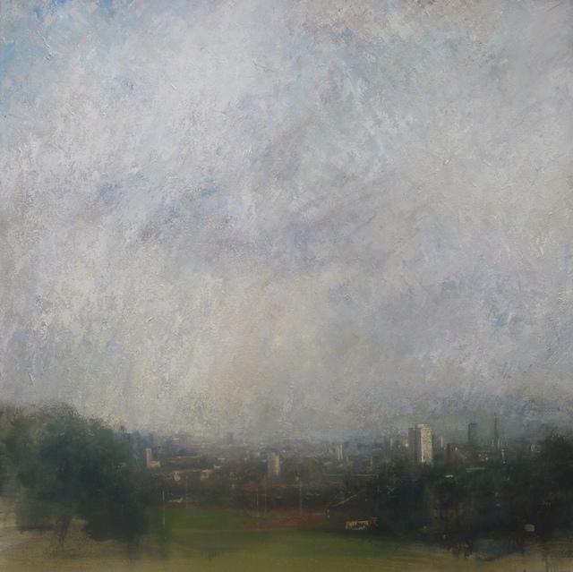 Benjamin Warner, 'Late Afternoon, Parliament Hill', 2014, Tanya Baxter Contemporary