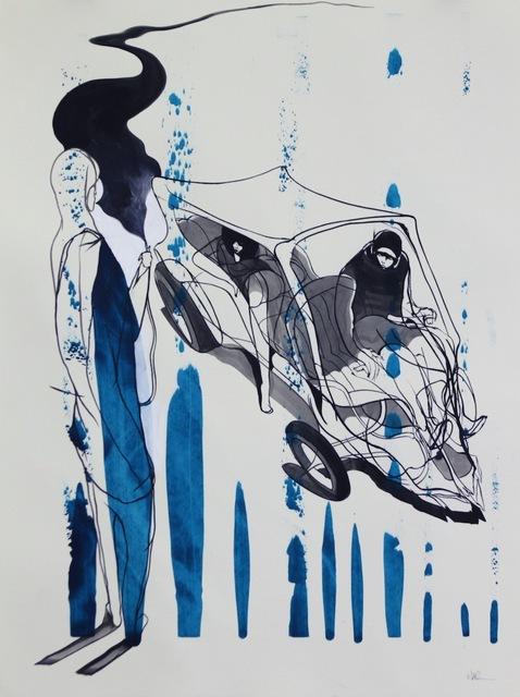 , 'Nomand's Direction,' 2017, Die Kunstagentin