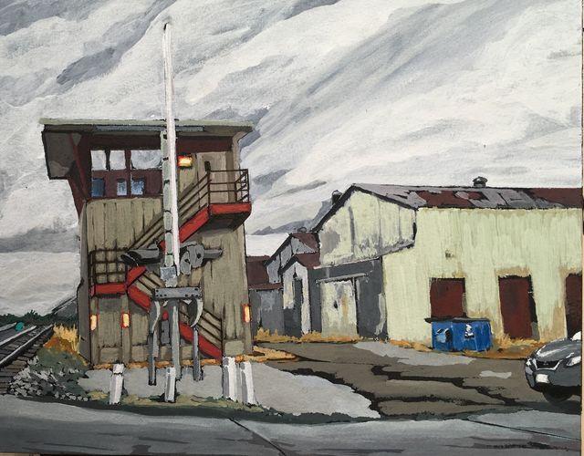 , 'The Crossing,' 2016, Ro2 Art