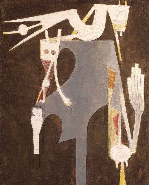 , 'Sans titre,' 1967, Galerie Gmurzynska