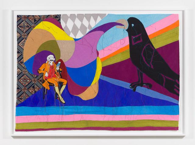 Yinka Shonibare CBE, '18th Century Man', 2019, Stephen Friedman Gallery