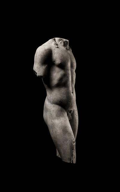 , 'Dionysus Torso,' Roman-1st to 2nd Century A.D, David Aaron Ancient Arts