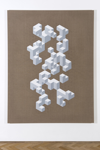 , 'Isometric II / OMS 646,' 2017, Vigo Gallery