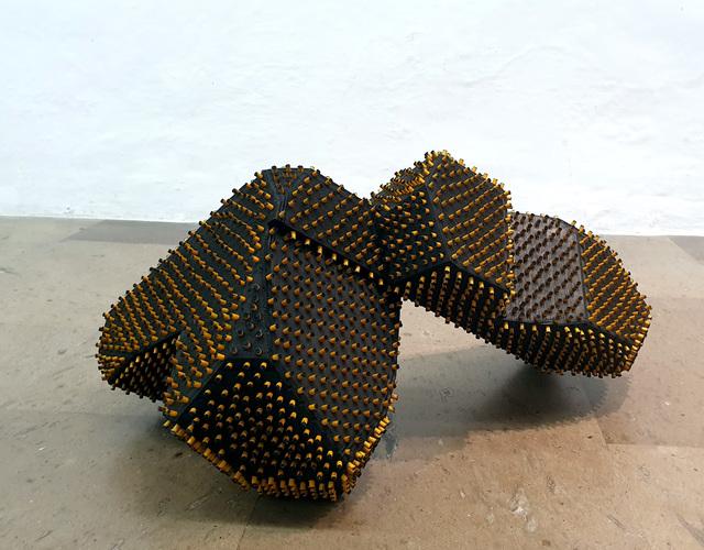 Julio Blancas, 'Virus II', 2019, Galería Artizar