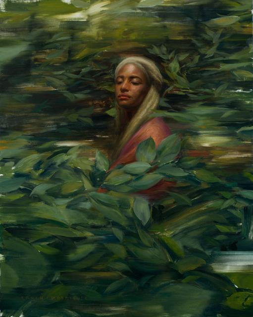 , 'Among the Leaves,' , Sirona Fine Art