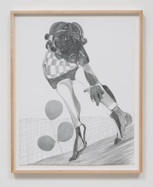 , 'Graphite Drawing #11,' 2014, Rhona Hoffman Gallery