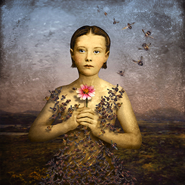 , 'Girl with a Bee Dress,' 2002, Catherine Couturier Gallery