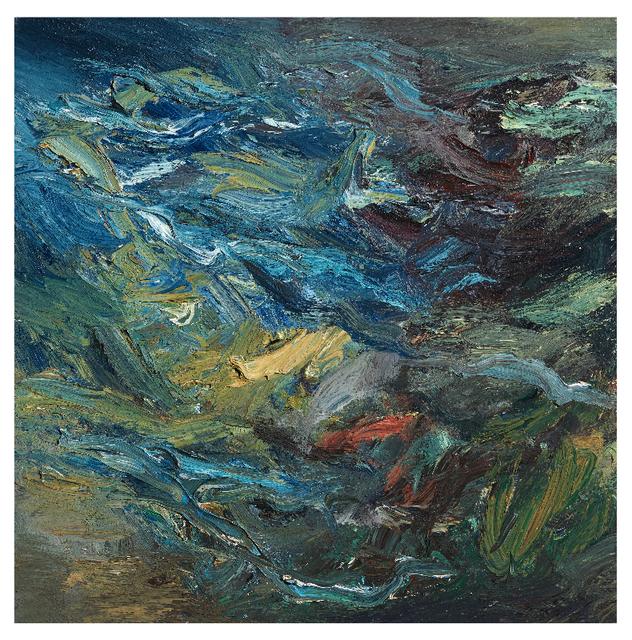 , 'LA RIVER SERIES 2,' , saltfineart