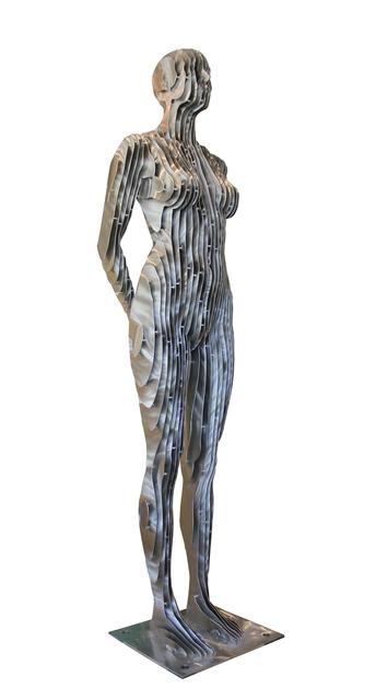 , 'The Sentinel Woman,' 2015, HOHMANN