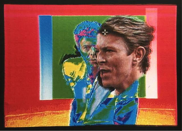 , 'David Bowie,' 1990-1992, Cheryl Numark Fine Art