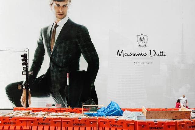 , 'Massimo Dutti,' 2012, Anastasia Photo