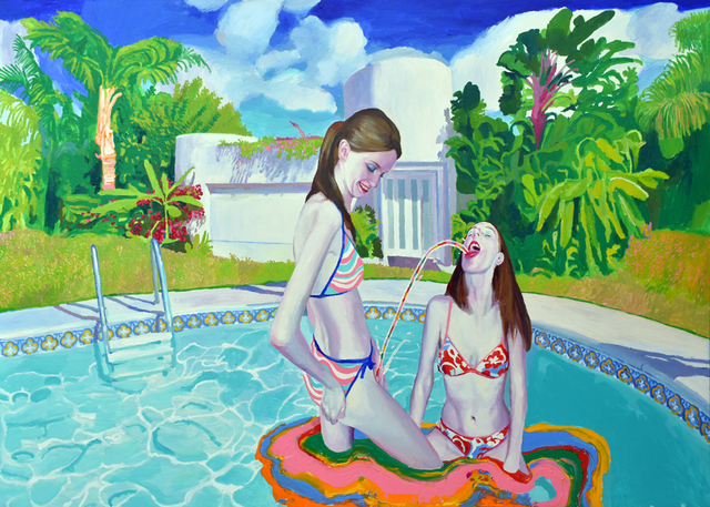 , 'Mulholland,' 2018, Yiri Arts