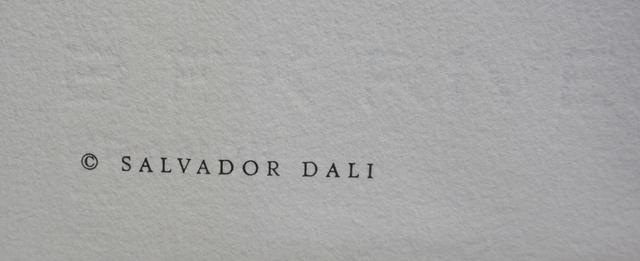 Salvador Dalí, '12 Tribes of Israel Judah', 1972, Print, Etching, Fine Art Acquisitions Dali