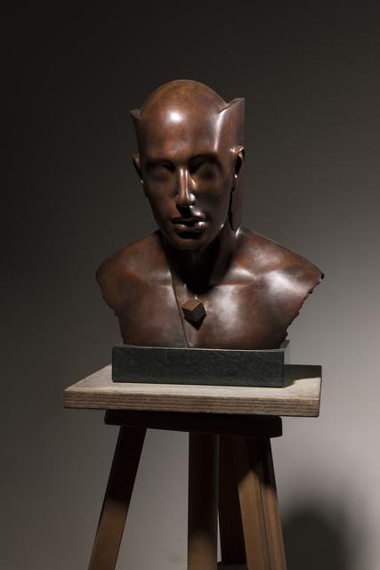 , 'Sognatore,' 2004, Accesso Galleria