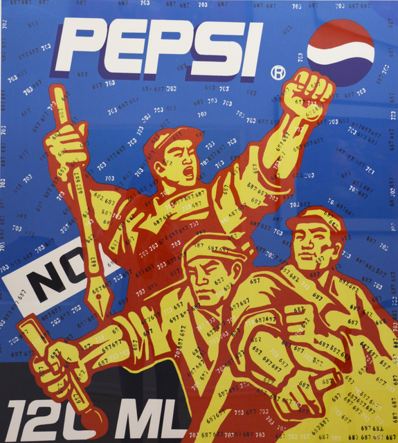 , 'Pepsi, from the Great Criticism series,' 2002, Ethan Cohen New York